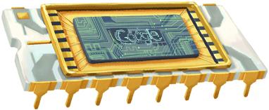 Logo Google hôm nay 12-12-2011: Kỷ Niệm 84 Năm Ngày Sinh Robert Noyce