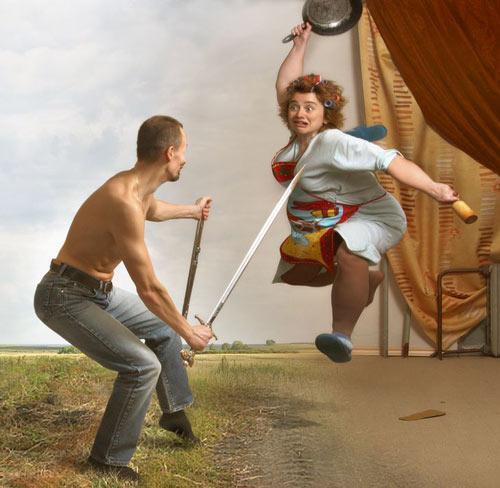 Truyện cười: Lợi ích tuyệt vời của hôn nhân (1)