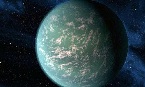 Tìm thấy một hành tinh có thể có sự sống