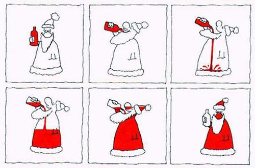 Ông già Noel và Coca-Cola