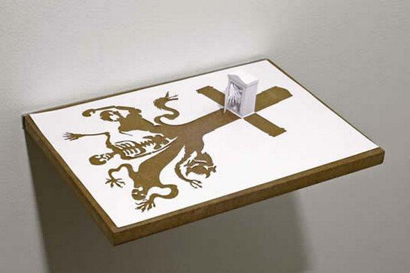 Những tác phẩm ma thuật từ giấy A4 | Độc đáo | sáng tạo | 3D (3)