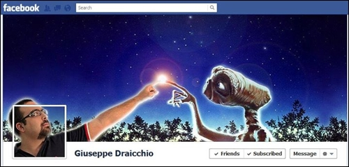 Những giao diện Timeline ấn tượng trên Facebook | facebook, timeline, giao dien timeline, an tuong, sang tao,