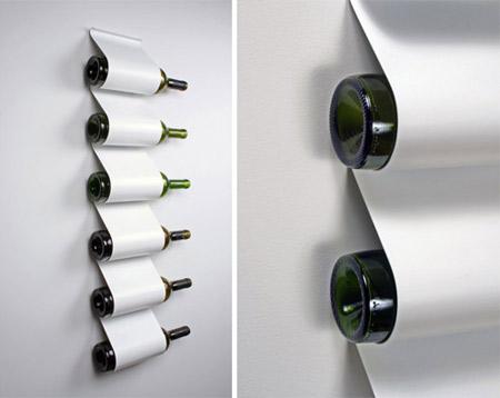 Bộ sưu tập kệ đựng rượu siêu độc đáo (8)