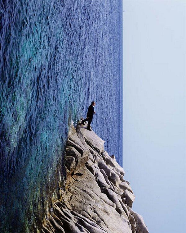 Những bức ảnh về một thế giới đảo điên! (11)