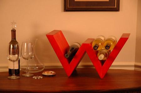 Bộ sưu tập kệ đựng rượu siêu độc đáo (2)