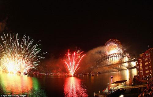 Thế giới tưng bừng pháo hoa đón chào năm mới 5 (3)