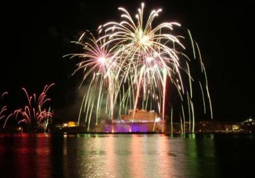 Thế giới tưng bừng pháo hoa đón chào năm mới 5 (2)