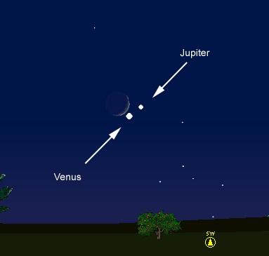 Những sự kiện thiên văn đáng xem năm 2012 (3)