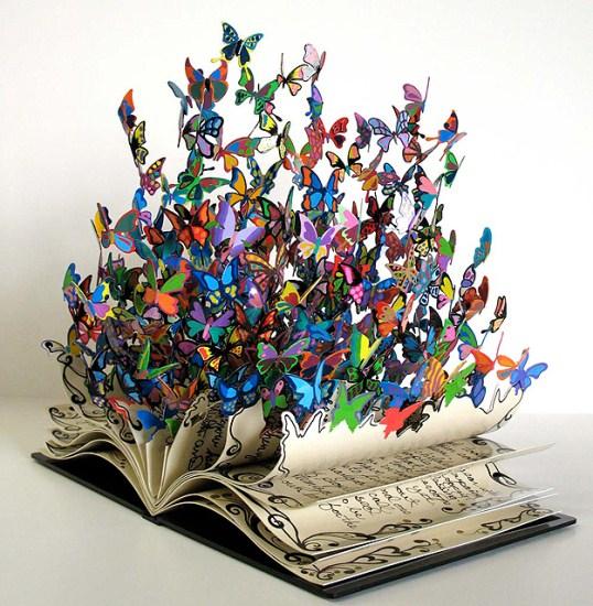 Cuốn sách cánh bướm độc đáo (6)
