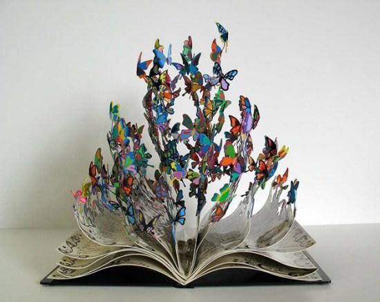 Cuốn sách cánh bướm độc đáo (1)