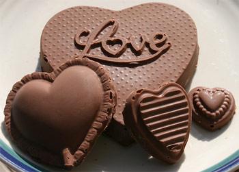 Tự làm socola cho ngày valentine
