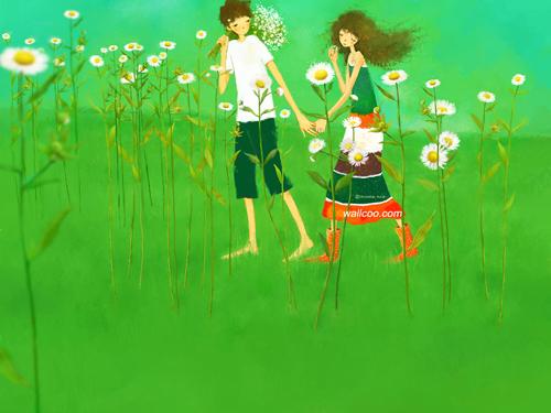 Em là gió và… yêu gió!