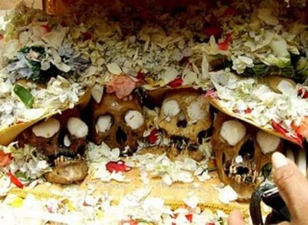 Rùng rợn lễ hội đầu người ở Bolivia | Dau nguoi | Dau lau | Chuyen la | Chuyen bon phuong (2)