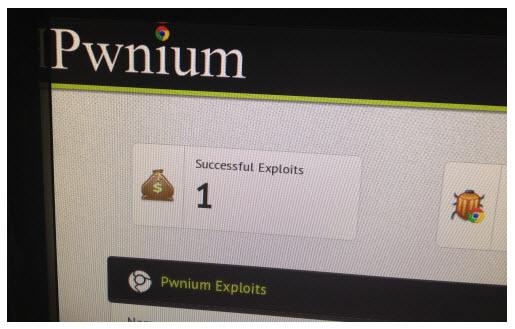 Chrome đã bị hack trong cuộc thi hack giành 1 triệu USD của Google