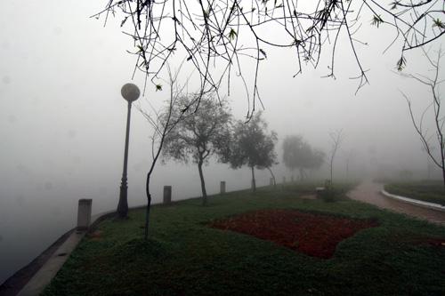 Sapa chìm đắm trong sương mù (5)