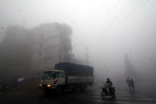Sapa chìm đắm trong sương mù (3)