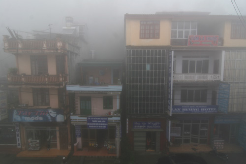 Sapa chìm đắm trong sương mù (2)