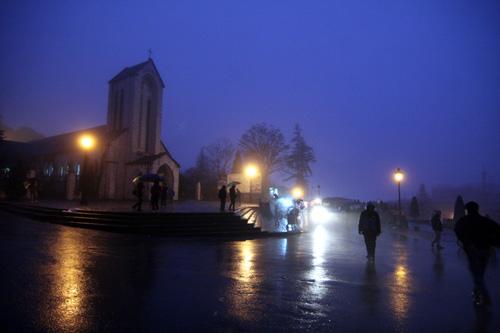 Sapa chìm đắm trong sương mù (10)