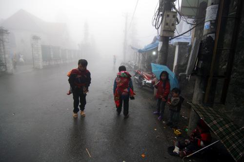 Sapa chìm đắm trong sương mù (9)