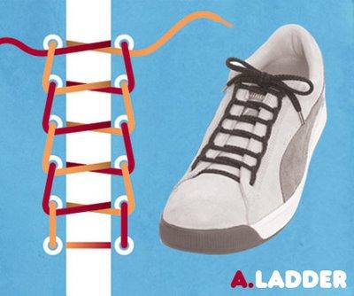 Những kiểu buộc giầy độc đáo (15)