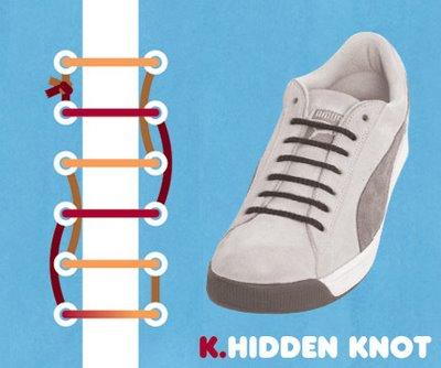 Những kiểu buộc giầy độc đáo (5)