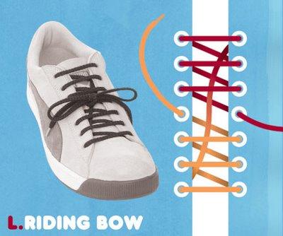 Những kiểu buộc giầy độc đáo (4)