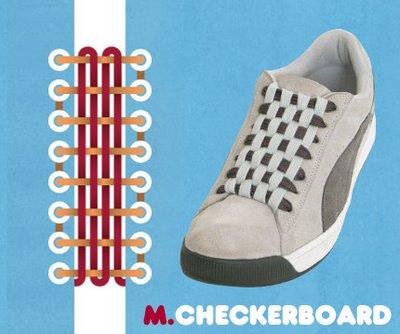 Những kiểu buộc giầy độc đáo (3)