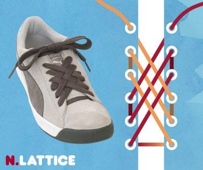 Những kiểu buộc giầy độc đáo (2)