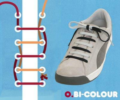 Những kiểu buộc giầy độc đáo (1)