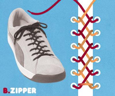 Những kiểu buộc giầy độc đáo (14)