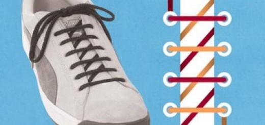 Những kiểu buộc giầy độc đáo (10)