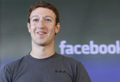 CEO Mark Zuckerberg của Facebook đã có được thành công vượt bậc so với những tên tuổi khác trong ngành công nghệ. Ảnh: Mirror.co.uk.