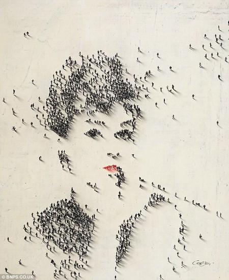 Diễn viên huyền thoại Audrey Hepburn…