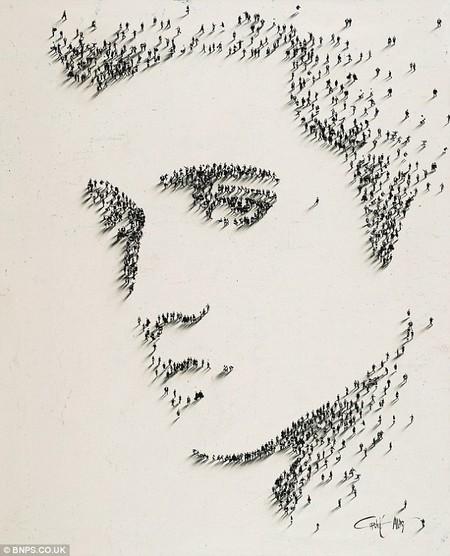 """""""Ông hoàng nhạc Rock'n' Roll"""" Elvis Presley…"""