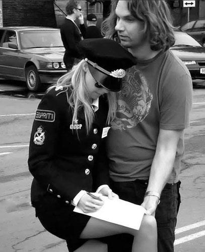 Ảnh vui cảnh sát (3)