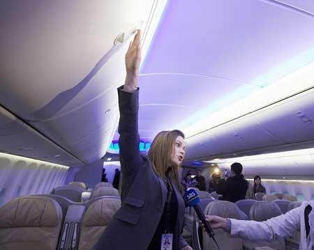 Bên trong máy bay chở khách lớn nhất của Boeing (8)