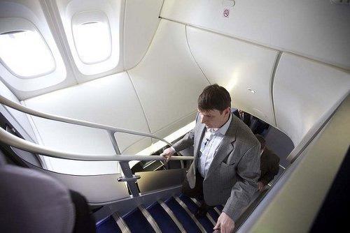 Bên trong máy bay chở khách lớn nhất của Boeing (5)
