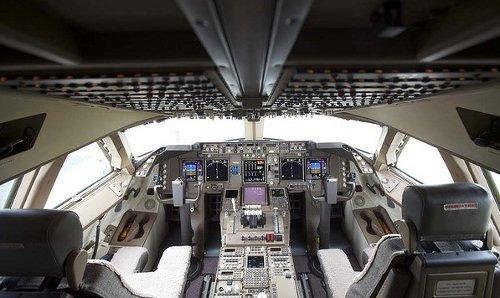 Bên trong máy bay chở khách lớn nhất của Boeing (3)
