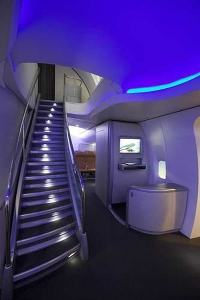 Bên trong máy bay chở khách lớn nhất của Boeing (11)