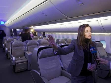 Bên trong máy bay chở khách lớn nhất của Boeing (10)