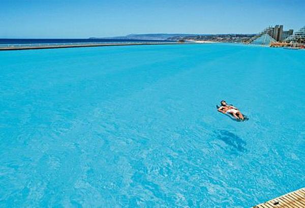 Ngắm bể bơi ngoài trời lớn nhất thế giới (7)