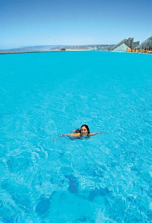 Ngắm bể bơi ngoài trời lớn nhất thế giới (2)