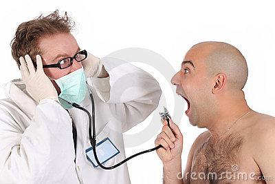 Ảnh vui bác sĩ (1)