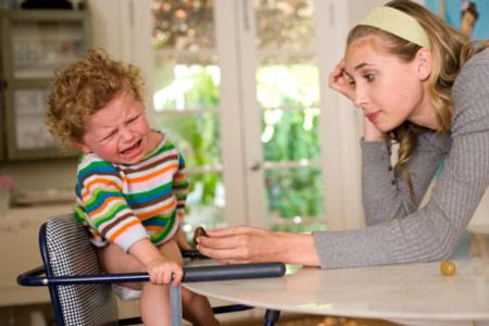 Mẹo giữ bình tĩnh trước trẻ