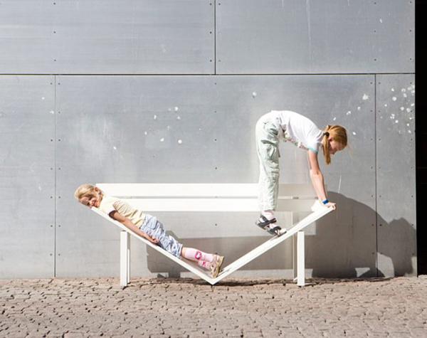 Thích thú với những chiếc ghế cực sáng tạo (7)