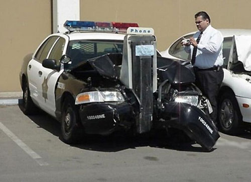 Ảnh vui cảnh sát (2)