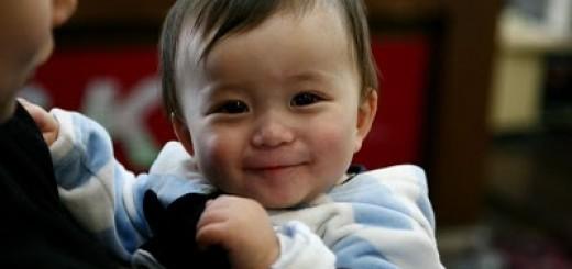 """Ảnh trong phim """"Em bé và tôi"""""""