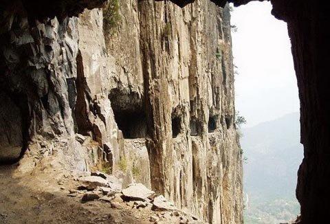 Đường hầm Guoliang, Trung Quốc