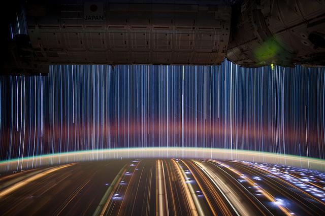 Tuyệt đẹp những bức ảnh phơi sáng từ vũ trụ (8)