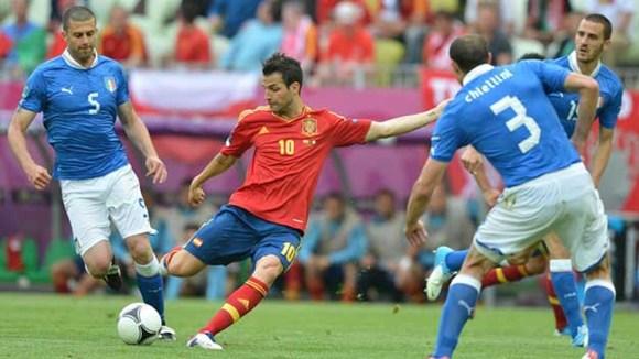 Cuộc chiến Tây Ban Nha vs Italia hứa hẹn rất hấp dẫn